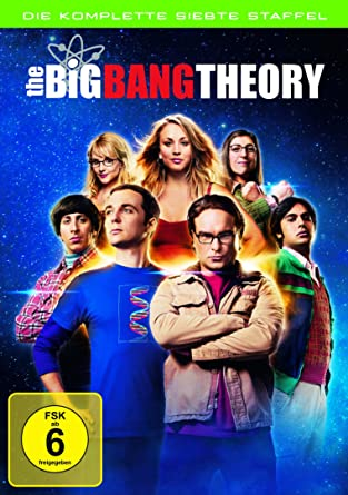 big bang season 7 dvd