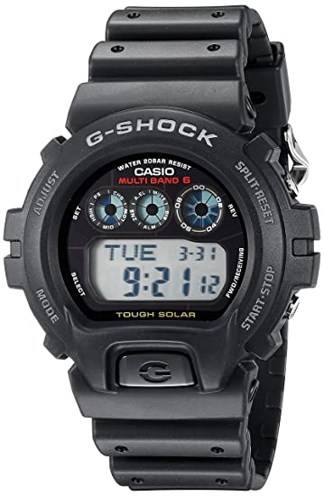 e8c9ea886c4 Amazon.com  Casio Men s G-Shock GW6900-1 Tough Solar Black Resin ...