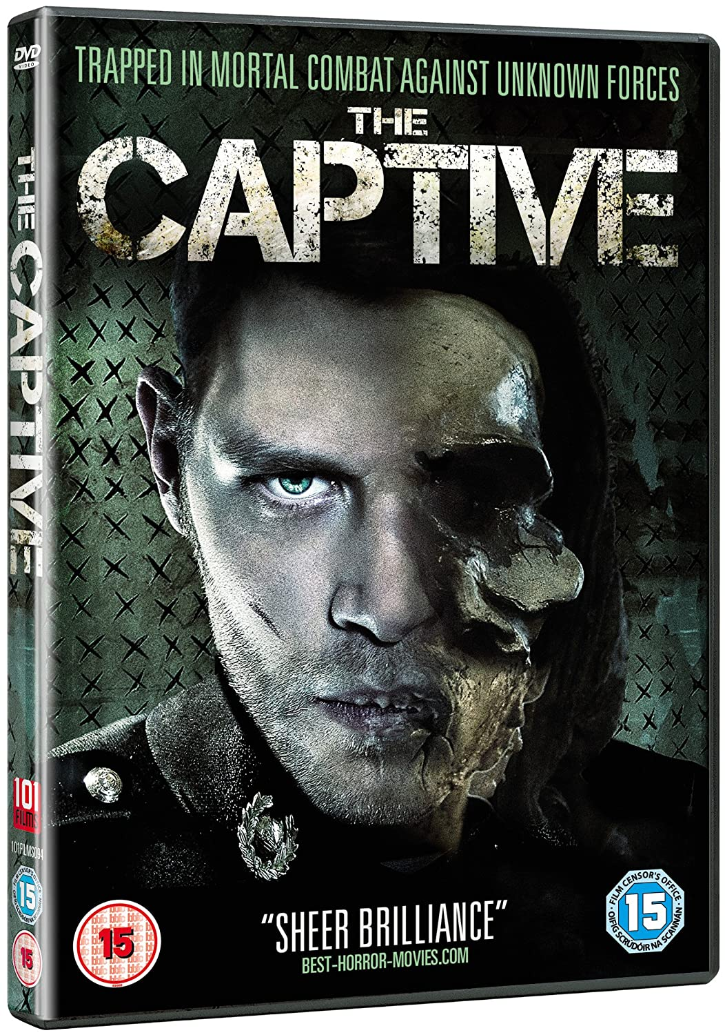 Parallax home of jesse maitland - Review The Captive