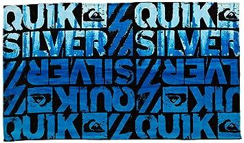Quiksilver Endorphins - Toalla (talla única) azul pacific Talla:talla única: Amazon.es: Deportes y aire libre