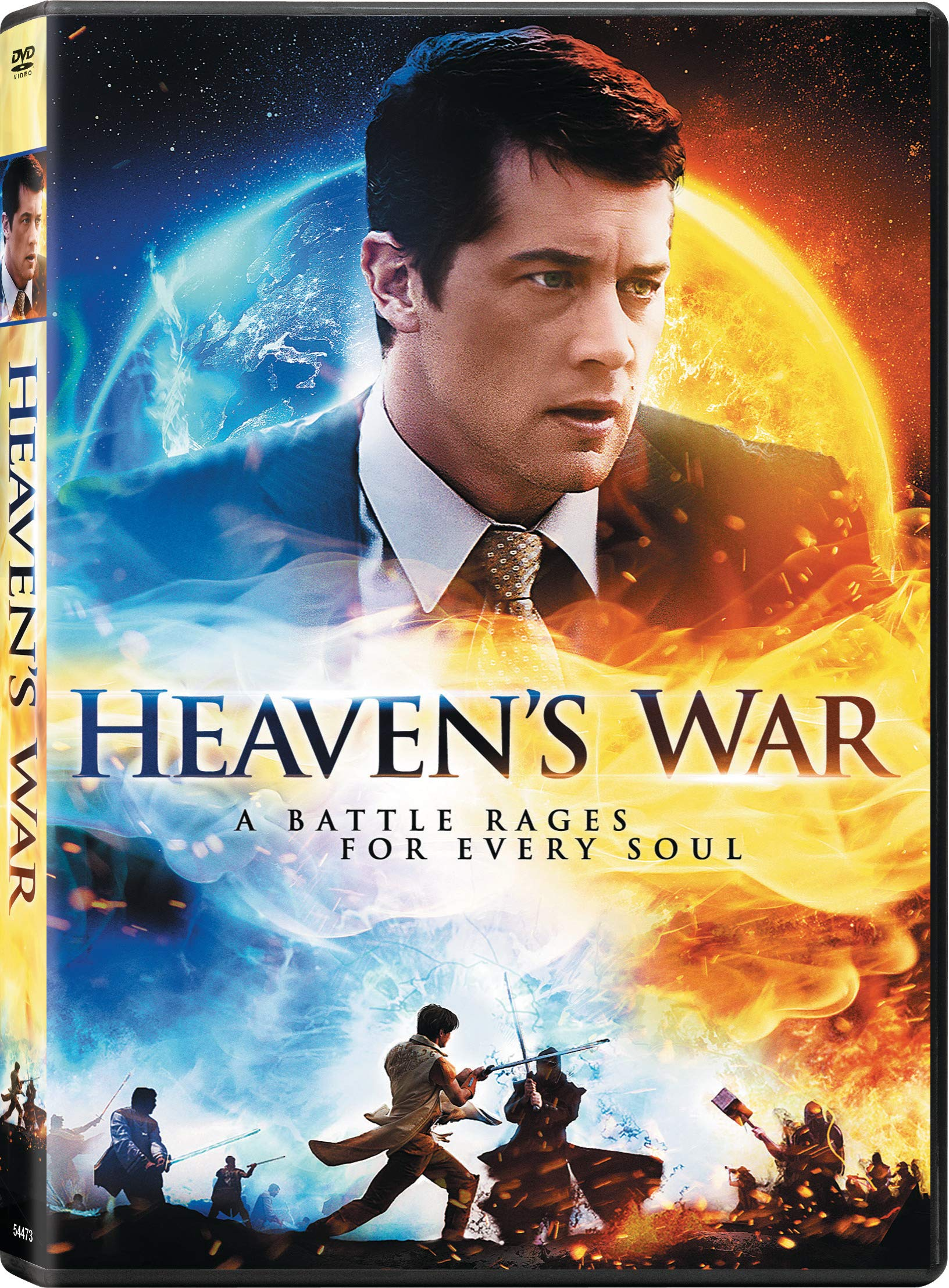 DVD : Heaven's War (Widescreen, Dolby, AC-3, Subtitled)