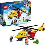 LEGO City Great Vehicles - Helicóptero Ambulancia (60179)