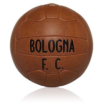 Macron Vintage Bologna FC 2019/20, balón sin género, marrón, Talla ...