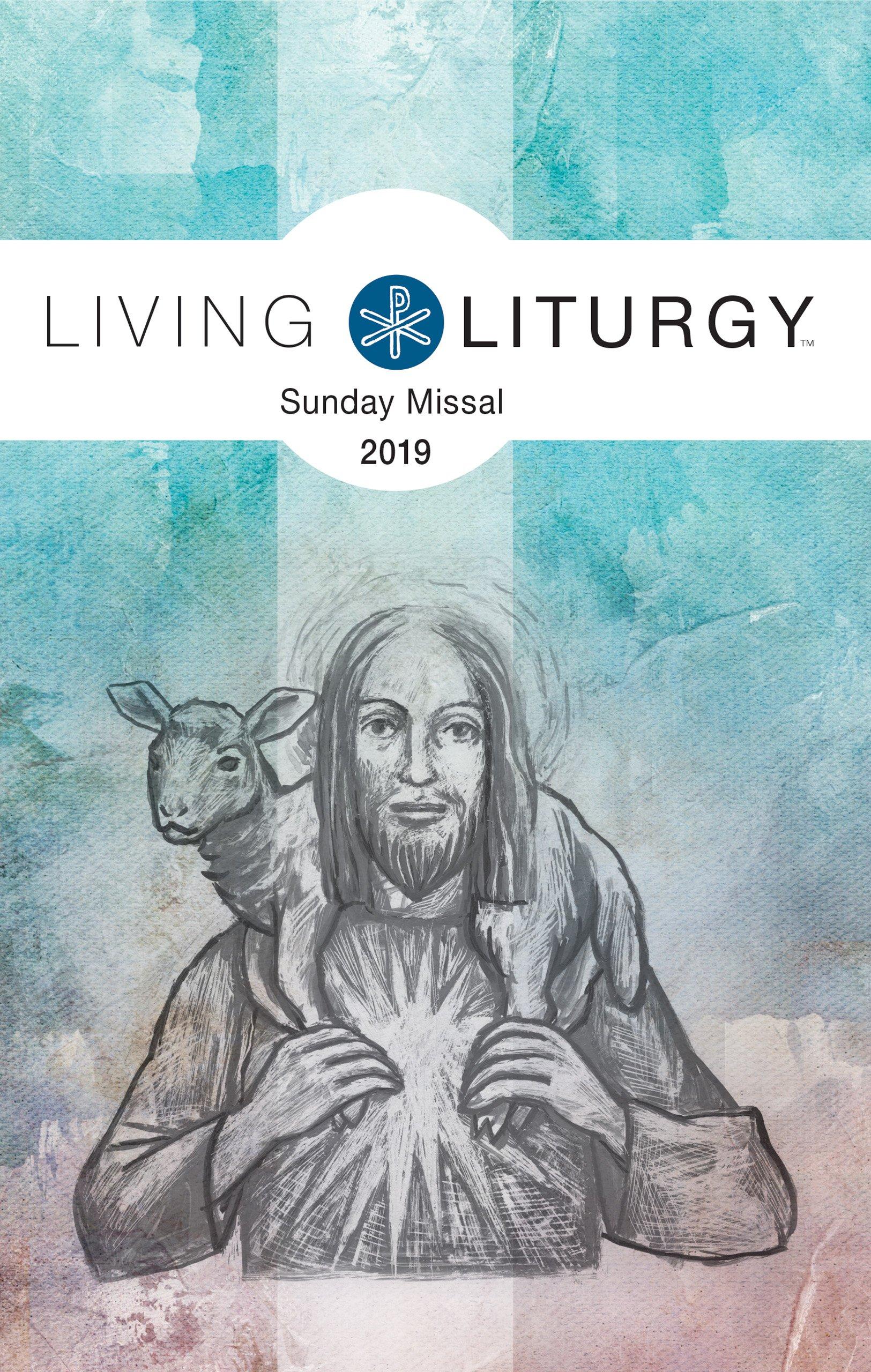 Living LiturgyTM Sunday Missal 2019: Various: 9780814644508
