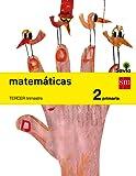 Matemáticas. 2 Primaria. Savia - 9788467575071