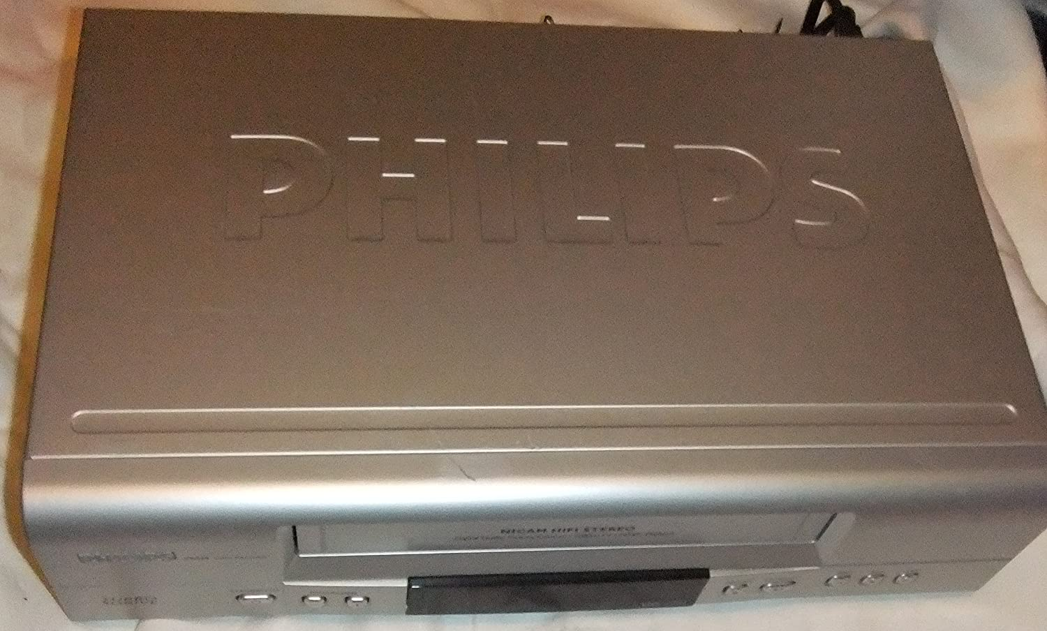philips vr540 vcr player amazon co uk electronics rh amazon co uk Philips Schematics Philips Product Manuals