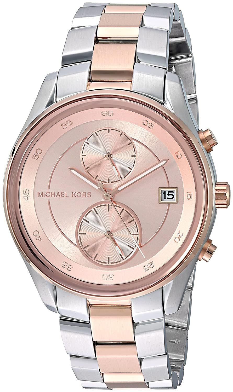 23fd49f864f5 Amazon.com  Michael Kors Women s Analog-Quartz Watch with Stainless-Steel  Strap