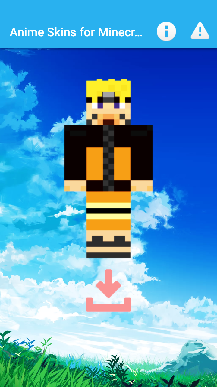 Anime Skins for Minecraft