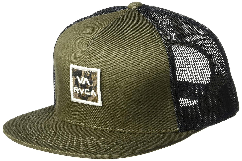 RVCA Mens Va All The Way Mesh Back Trucker Hat: Amazon.es: Ropa y ...