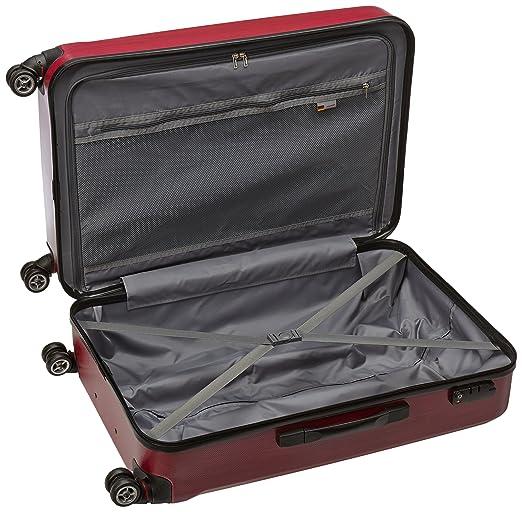Wagner Luggage Maletas y trolleys 86022400-22 Rojo 98 L: Amazon.es: Equipaje
