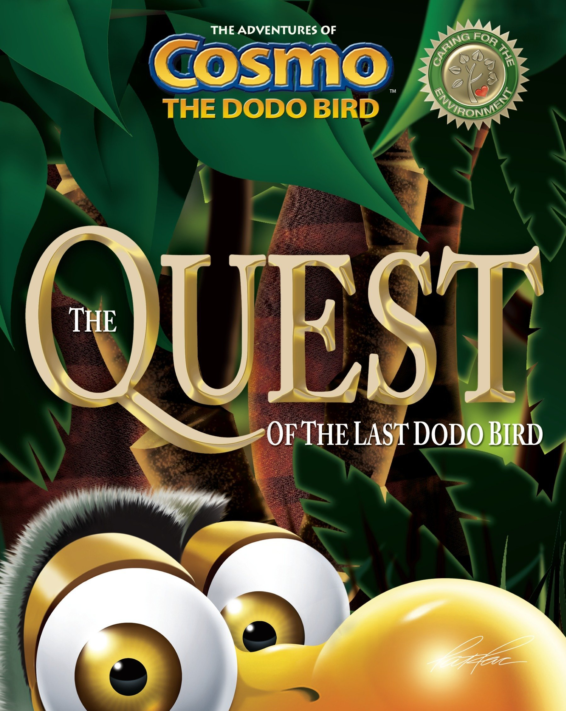 The Quest of the Last Dodo Bird: Patrice Racine