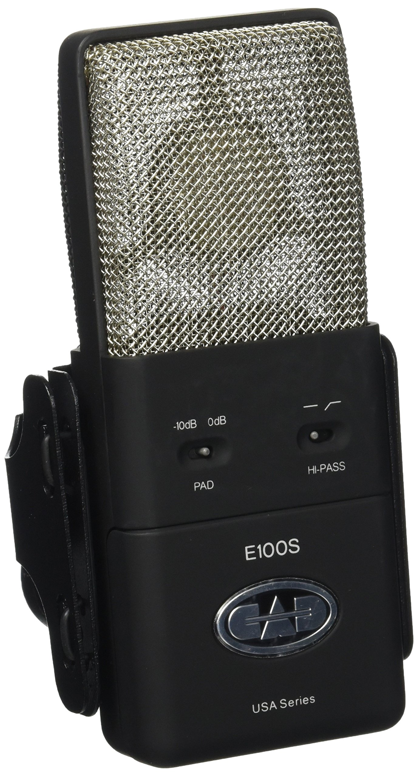 CAD Audio Equitek E100S Large Diaphragm Supercardioid Condenser Microphone by CAD