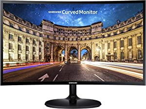 "Samsung LC27F390FHNXGO 27"" C27F390 1920x1080 Curved LED Monitor for Business"
