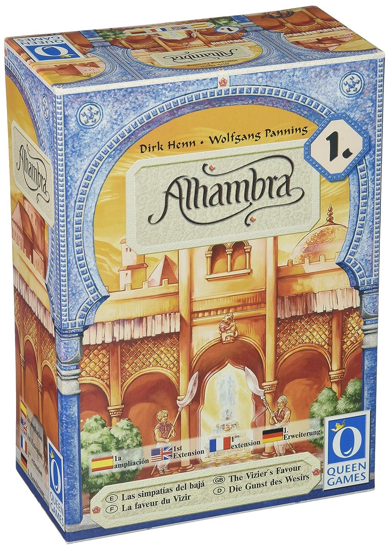 Alhambra: The Viziers Favour: Amazon.es: Juguetes y juegos