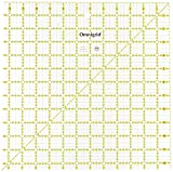 Omnigrid 9-1/2-Inch-by-9-1/2-Inch Quilter's Square