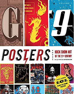 Gig Posters Volume I Rock Show Art Of The 21st Century