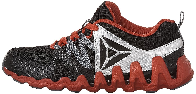 Little Kid//Big Kid Reebok Zig Big N Fast Fire Track Shoe
