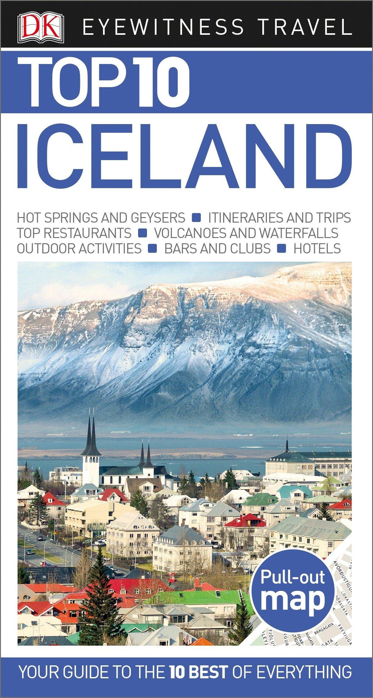 Top 10 Iceland (Eyewitness Top 10 Travel Guide) Paperback – February 9, 2016 DK Travel DK Eyewitness Travel 1465440933 Iceland; Guidebooks.