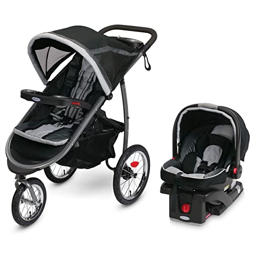 Amazon.com: Carrito de bebé Graco FastAction con ...