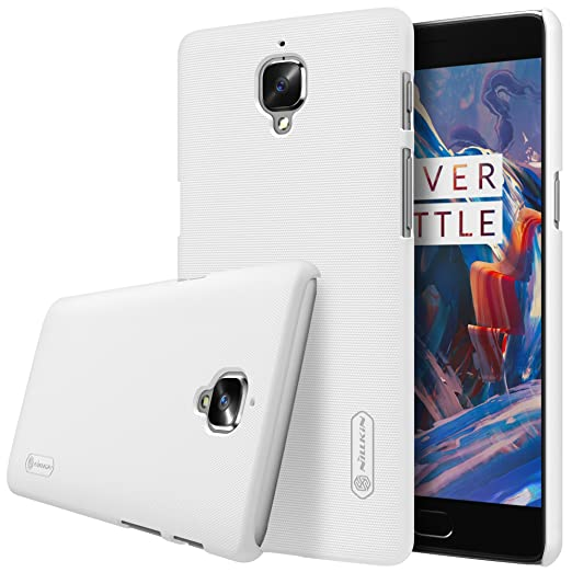 70 opinioni per SMTR per OnePlus 3 Custodia,guscio duro Frosted OnePlus 3 PC Cover +1 Screen