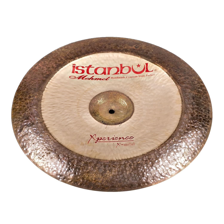 Istanbul Mehmet Cymbals X-Perience Series X-Metal China Cymbals XXM-CH (17