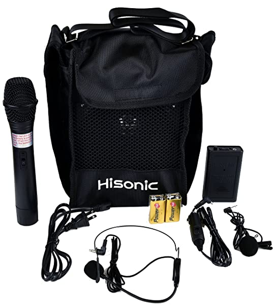Top 10 Best Portable PA Systems For The Money 2019 Reviews