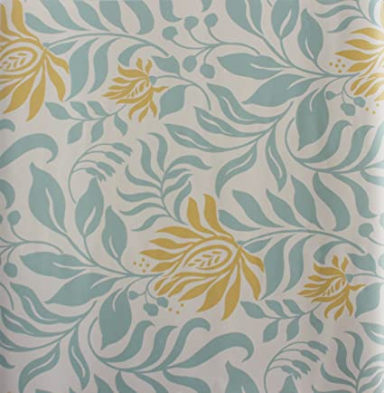 Sanitas Easy To Remove Strippable Wallpaper Flower 1