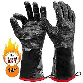 Heatsistance Neoprene BBQ Gloves