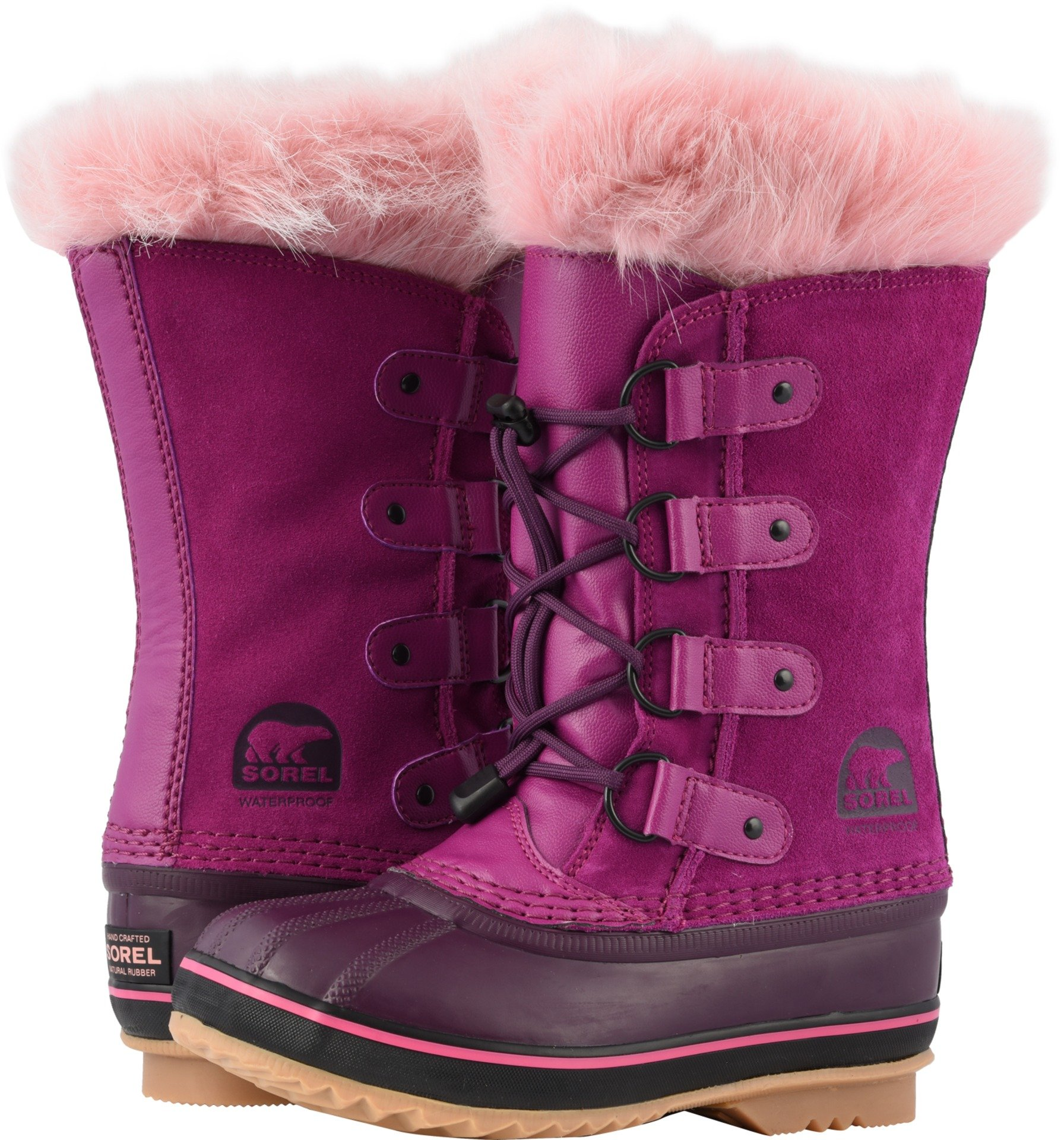 768932da4119 Galleon - SOREL Youth Joan Of Arctic Snow Boot