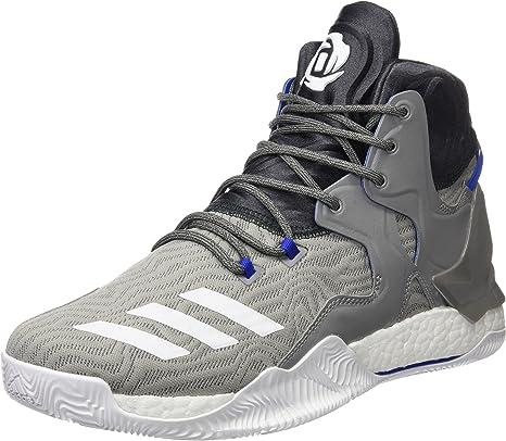 adidas D Rose 7 - Zapatillas de Baloncesto para Hombre, Gris ...