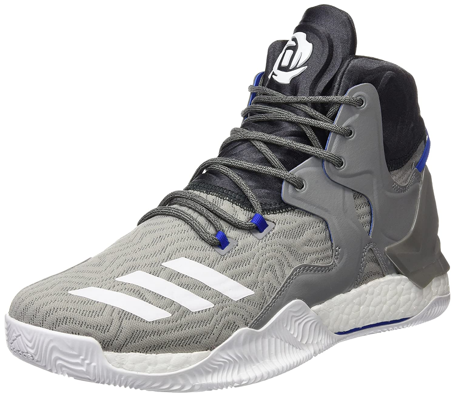 new arrival 12580 390b6 Adidas D Rose 7 Mens Basketball Shoes Amazon.co.uk Sports  O