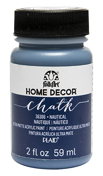 Amazon Com Folkart 36308 Home Decor Chalk Furniture Craft Paint
