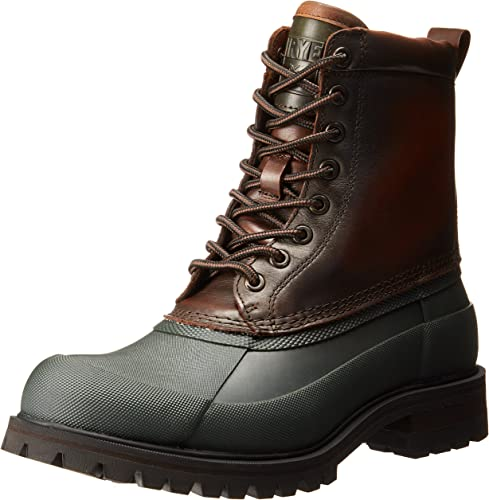 FRYE Men's Alaska Lace-Up Rain Boot