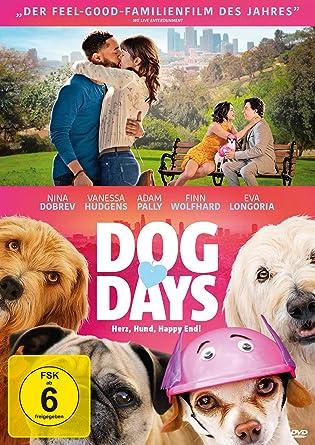 Dog Days - Mit Herz und Hund [Alemania] [DVD]: Amazon.es ...