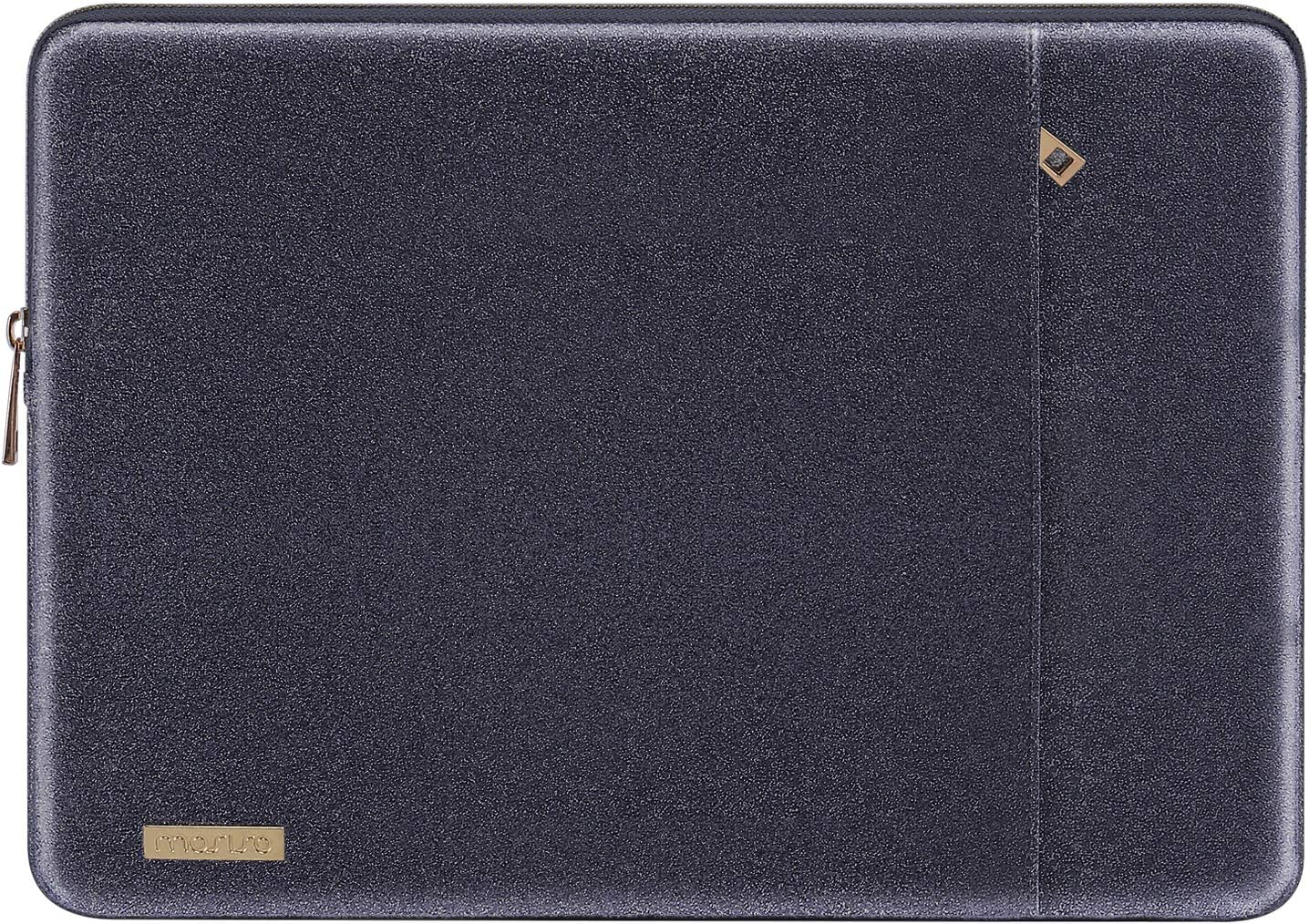 MOSISO Funda Protectora Compatible con 13-13.3 Pulgadas MacBook Pro Retina/MacBook Air/Surface Laptop 2 2018 2017/Surface Book,PU Estuche Acolchado de Estilo Vertical Bolsa Impermeable,Gris Espacial: Amazon.es: Electrónica