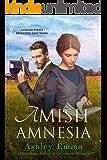 Amish Amnesia (Amish Romantic Suspense) (Covert Police Detectives Unit Series Book 3)