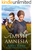 Amish Amnesia (Amish Romantic Suspense, standalone novel) (Covert Police Detectives Unit Series Book 3)