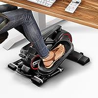 Sportstech Exercice sous Tous Les Bureaux - Mini-vélo elliptique de sous Bureau avec Application, vélo elliptique DFX100 pour la santé et Le Fitness au Quotidien, à la Maison et au Bureau