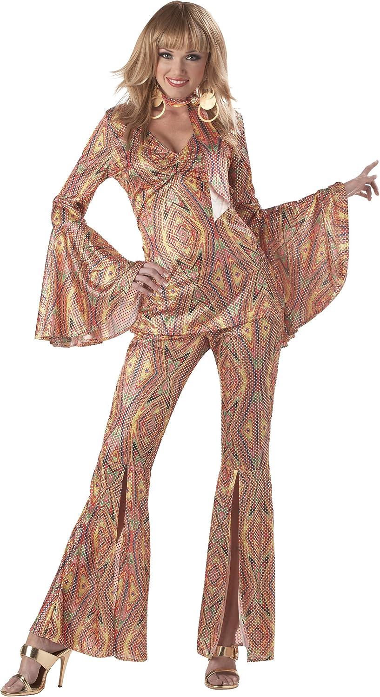 One Color California Costumes Movie Star Costume 3-4