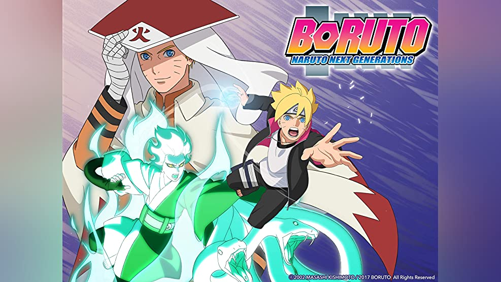 Boruto: Naruto Next Generations Ohnoki's Will (English)