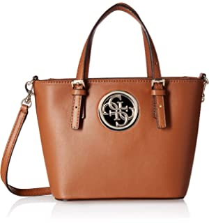 594c0e3543a3 Amazon.com  Guess Tori Ladies Small PU Leather Shoulder Bag ...
