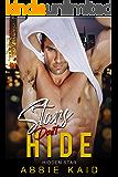 STARS DON'T HIDE: A Billionaire Studio Executive Meets a Curvy Younger Artist (Hidden Star Book 3)