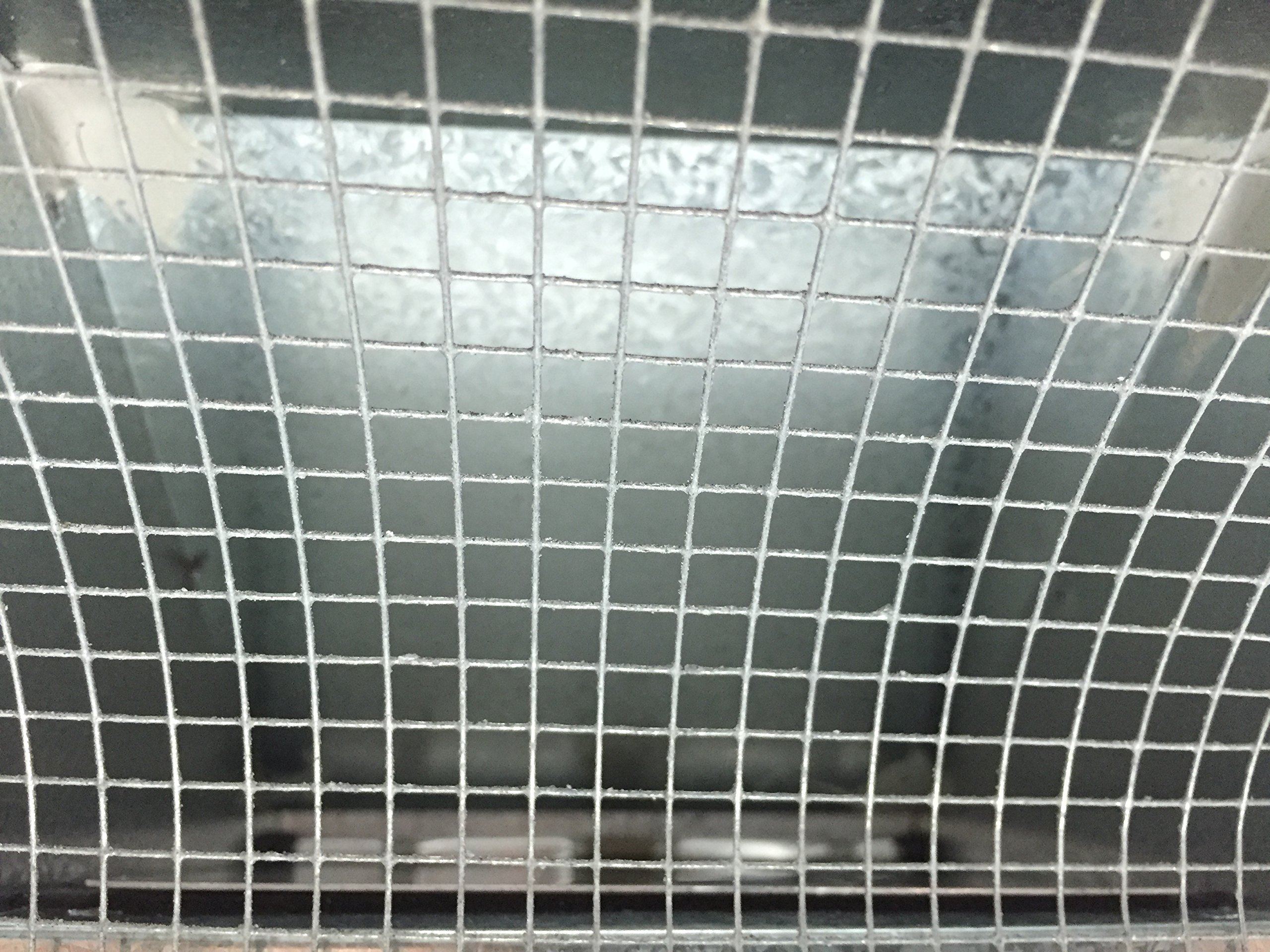 5 Inch Roof Vent Hood Cap Galvanized Damper & Screen - Vent Works by Vent Works (Image #7)