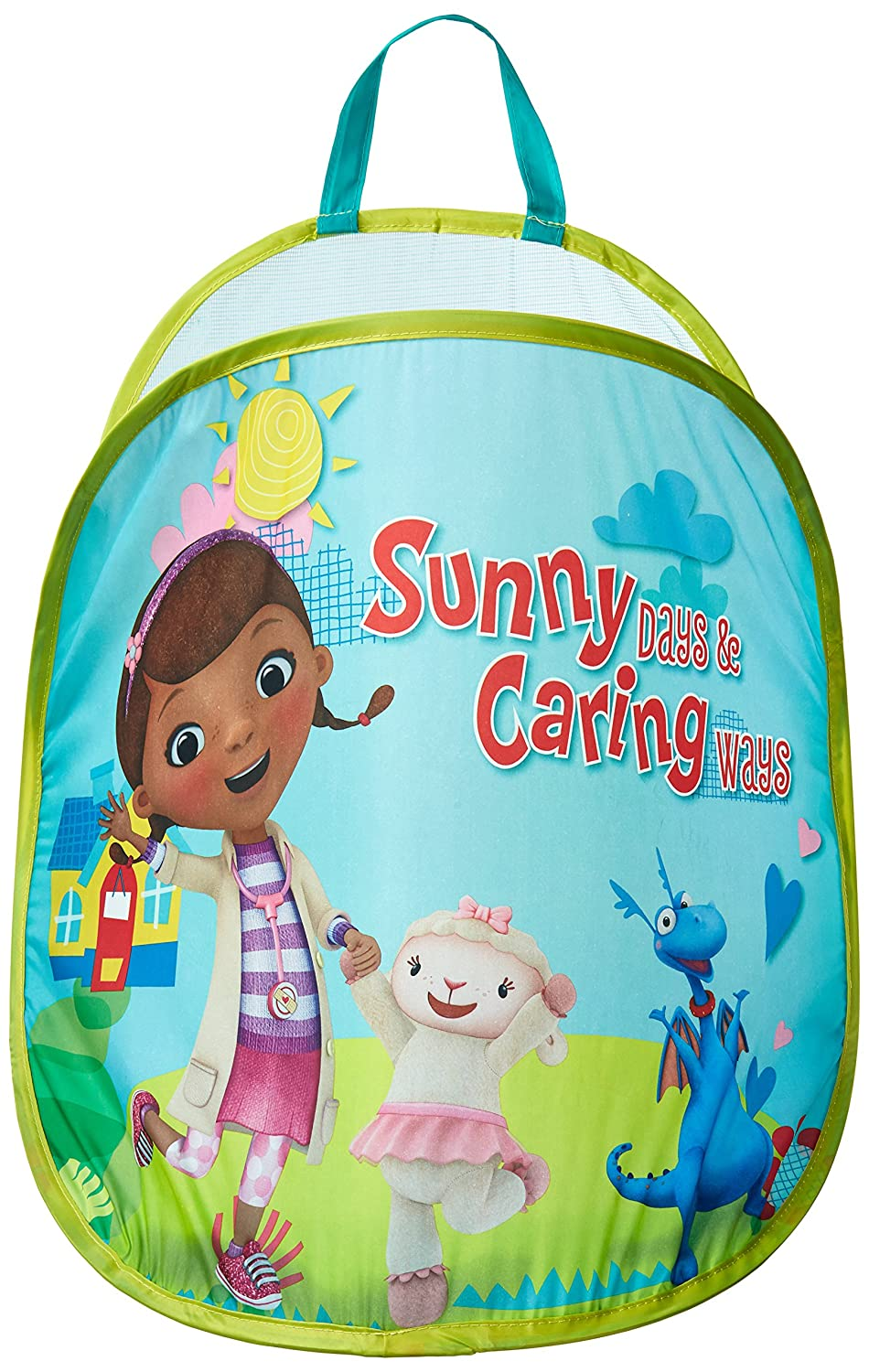 Playhut Pop N Play Laundry Tote - Doc McStuffins Inc. 54623DT