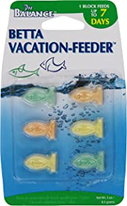 Penn Plax PBV1 7-Day Vacation Fish Feeder