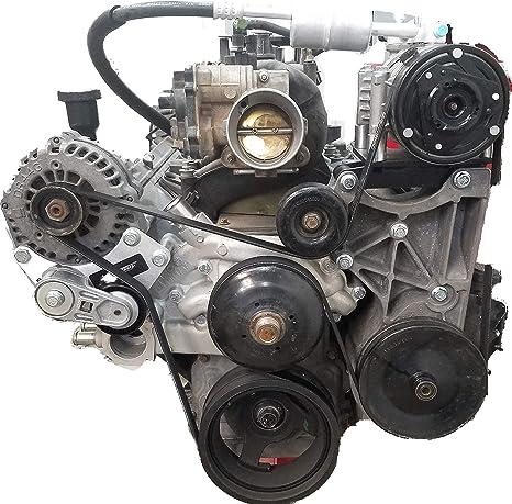 [SCHEMATICS_48ZD]  Amazon.com: 1996-98 Chevy, GMC 1500 2500 LS A/C swap or relocation bracket  kit: Automotive | Chevy Silverado Fuse Box Relocation |  | Amazon.com