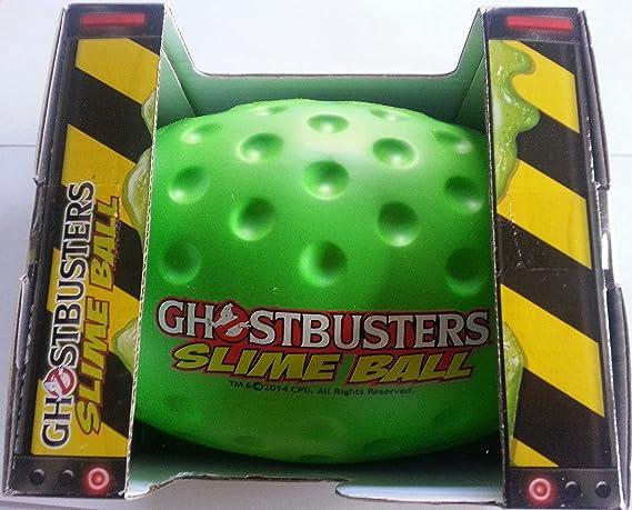 Amazon.com: Melcocha Diversión Ghostbusters ORB Slime Ball ...