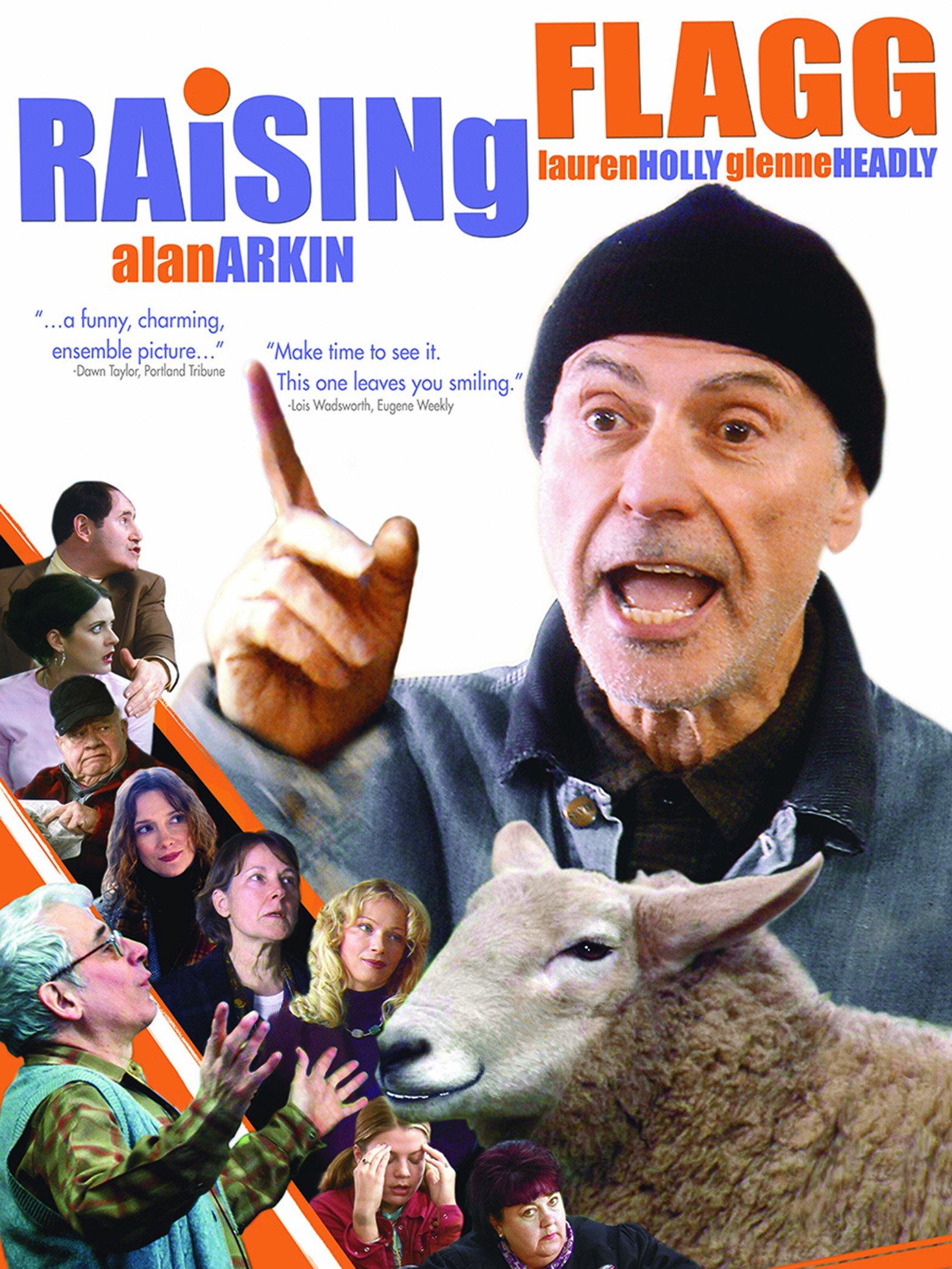 Raising Flagg on Amazon Prime Video UK