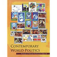 Contemporary World Politics Textbook in Political Science for Class - 12  - 12107