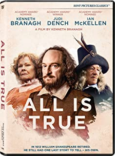 Book Cover: All Is True